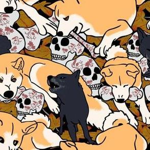 Bone biters
