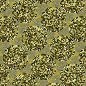 Earth goddess pattern