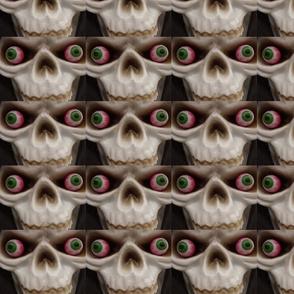Funny Skull Face