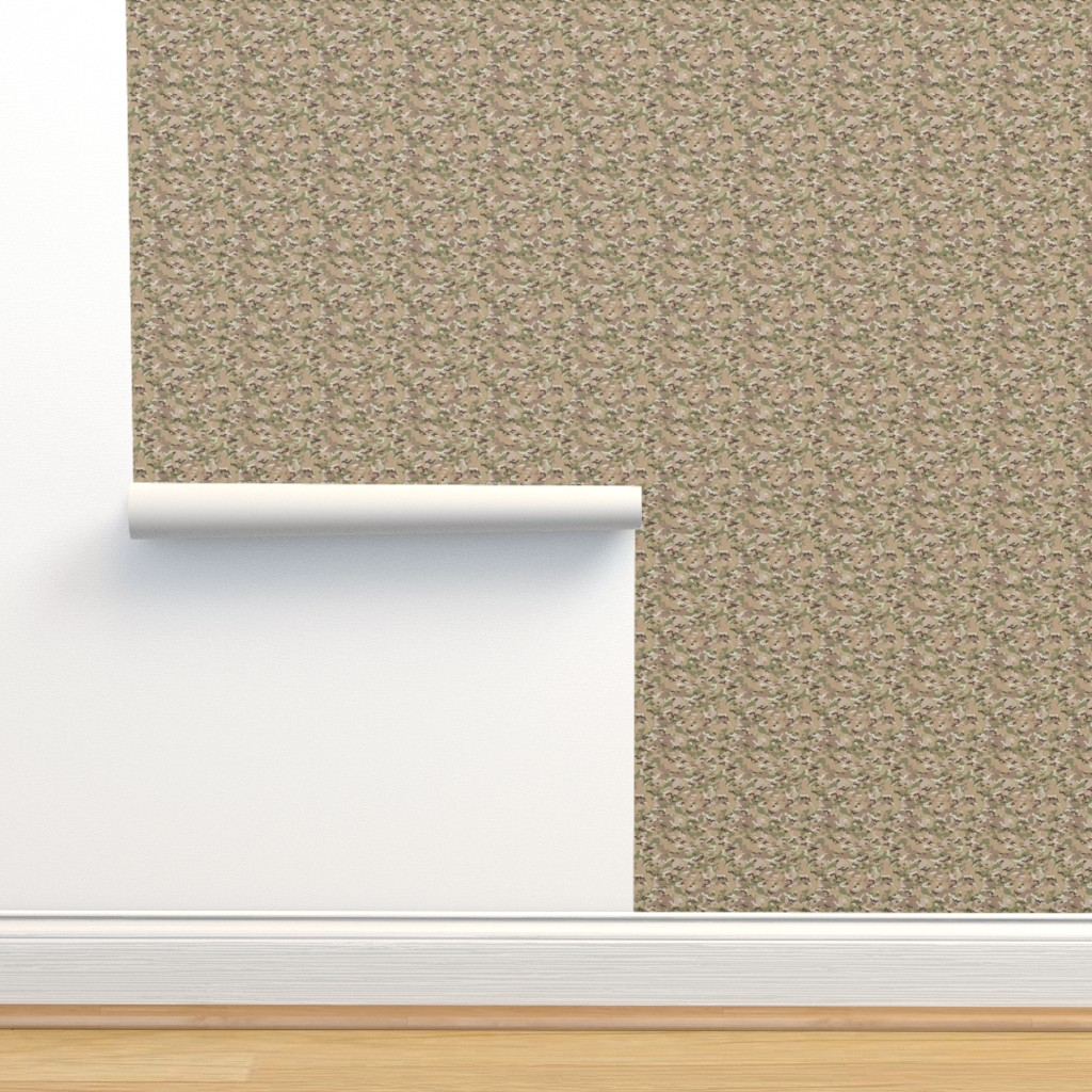 Isobar Durable Wallpaper featuring 1/6 Scale Multicam Camo by vonjager