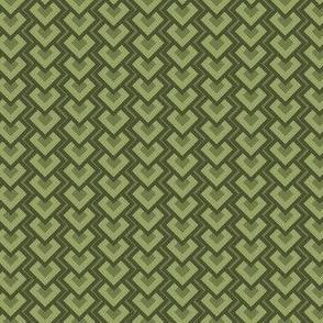 Green Diamond Chain