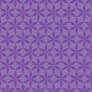 Violet Diamond Flowers