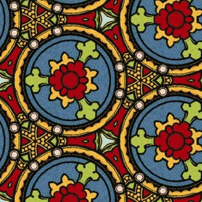Stained Glass ~ Herleve