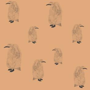 penguin camel