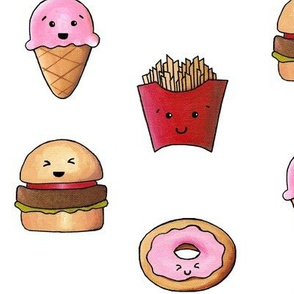 Kawaii Fast Food 2