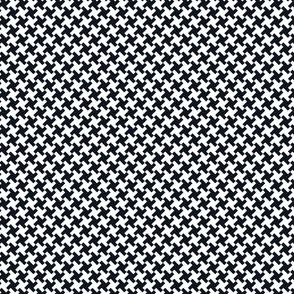 Houndstooth Black&White small