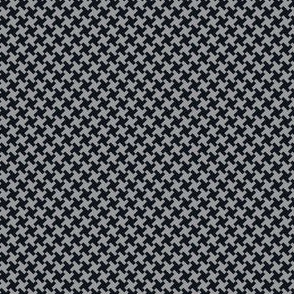 Houndstooth Black&Gray small