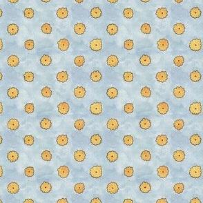 Summer squash dots