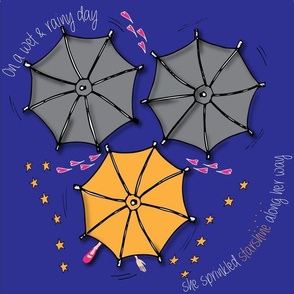 Starshine and Brollies