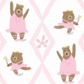 Ballet Bears!