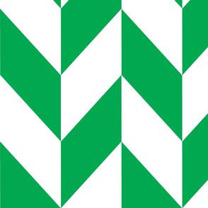 Herringbone-GREEN