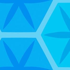 Hexstars (Blue)
