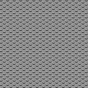 Building bricks - gray