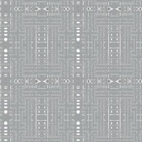 Urbane Maze Grey © Gingezel™ 2011