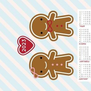 Cookie Cute 2020 Calendar