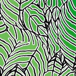 leaves_springtime_green