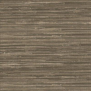 Grasscloth Fabric and Wallpaper in Bark