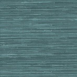 Grasscloth  // Deep Teal