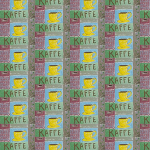 Kaffe Painting