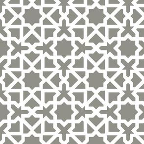 Marrakesch xl grey-white