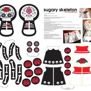 sugary skeleton softie