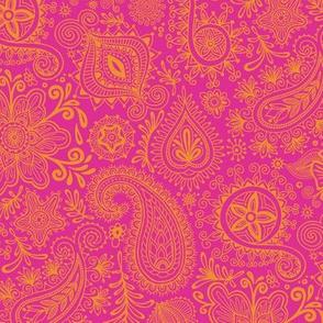 Cosmic Henna_Pink