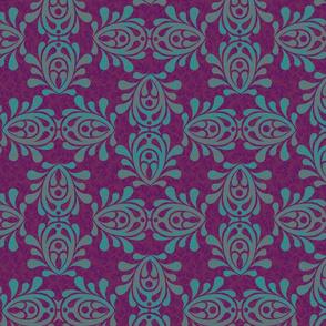FLAMING_TEAL_purple-DAMASK_lg