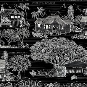 My Home in Historic Manoa Valley, Oahu, Honolulu