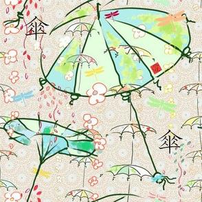 Good karma umbrellas
