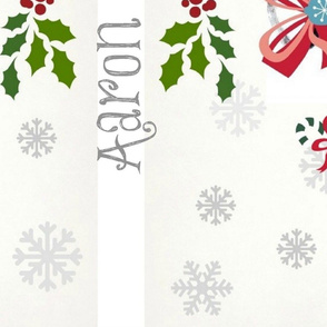 White Christmas-PERSONALIZED for Aaron & Heidi