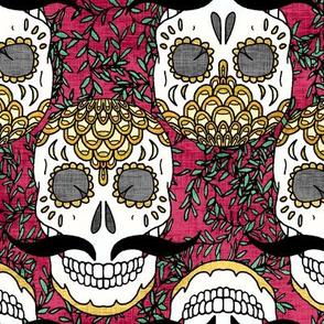 Golden Skulls in the Jungle
