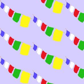 Tibetan Peace Flags 3