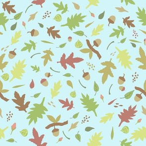 Fall Scatter