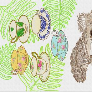 Waioli Tea Room Tea Towel 54_x_36