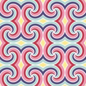 03586364 : spiral 8 4g : spring swag