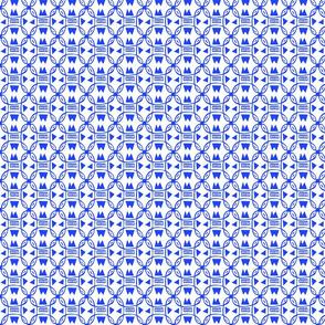 Small Morroccan tile
