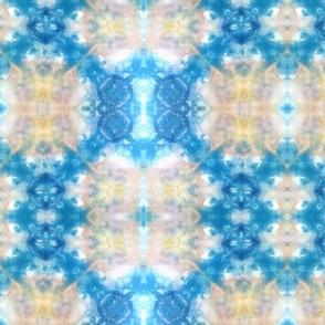HIPPIE BLUE | Michelle Mathis