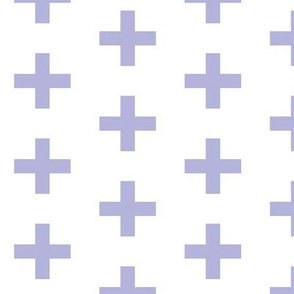 lavender cross plus
