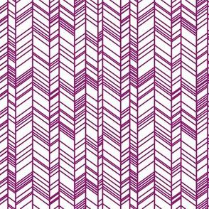 Pinkish Stripes