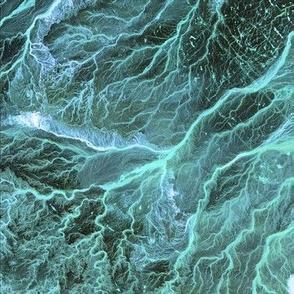 Satellite Ocean Ice Rivers