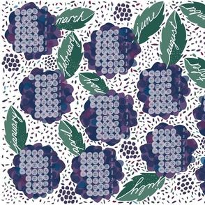 2020 blackberry calendar