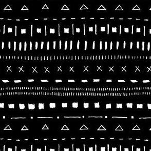 Basic Math Black/White