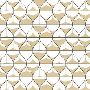 hourglass tesselation