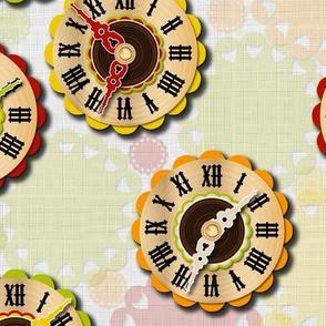 Cuckoo Coordinate (Clock)