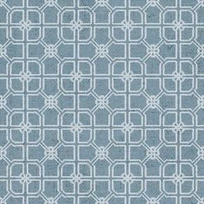 Maze - French Blue