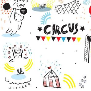 Dress up the Circus