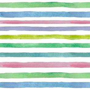 Spring Stripe Horizontal