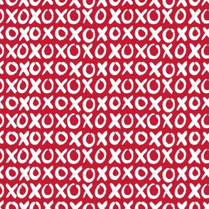 XOXO red