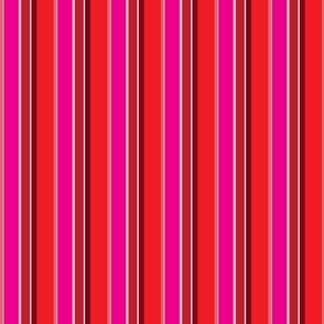 Regan Stripes in Candy