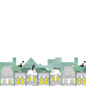 Mary Poppins (2 repeats per yard)